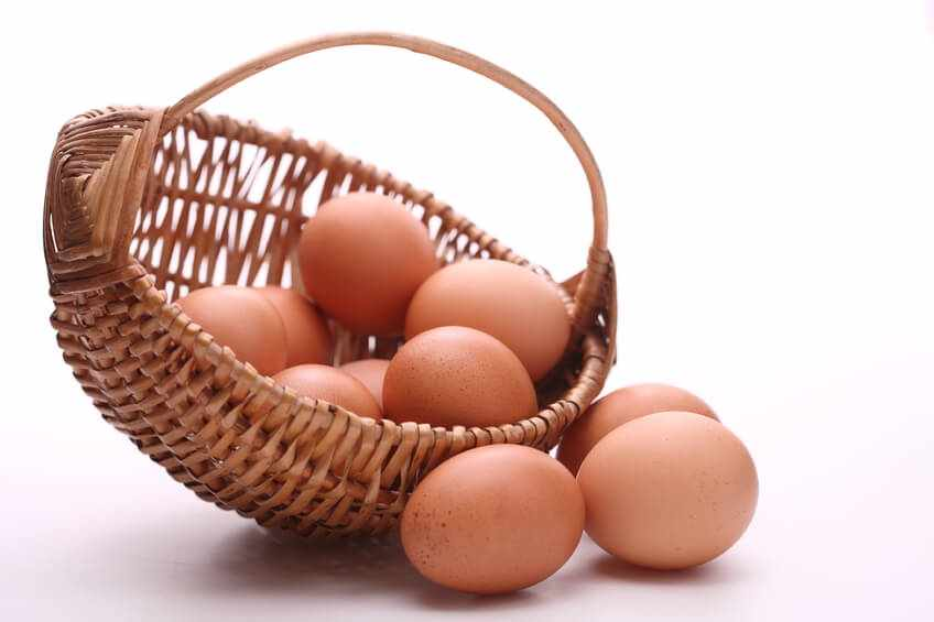 All about the eggs and laying of your hens
