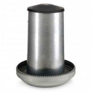 Mangeoire-Galva-Silo-26Kg-+-Couvercle
