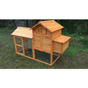 Poulailler-enclos-Bréda-L-6-à-8-poules-