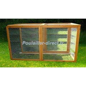 Extension-parc-poulailler-Faverolles-XL-150x119cm