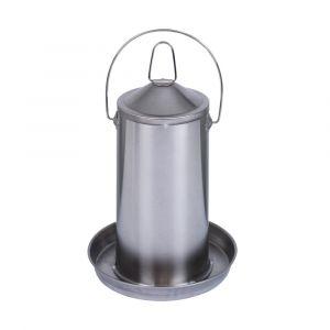 Abreuvoir-volailles-en-acier-inoxydable-4L