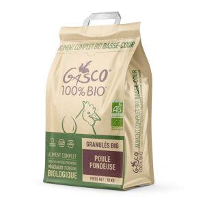 Granulés pondeuse Bio 10 kg - Gasco