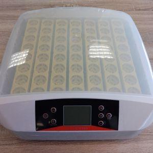 Couveuse automatique digitale poule 56 œufs - HHD