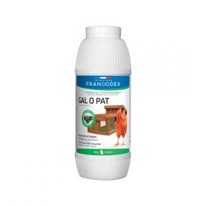 Gal o Pat désinfectant litière et poulailler 500g - Francodex