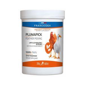 Pluma-Pick-pousse-plumes-poules-et-volailles-250g---Francodex
