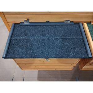 Pondoir-supplémentaire-pour-poulailler-Challans-toit-shingle-noir