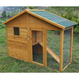 Poulailler Orava toit shingle jusqu'à 4 poules profil