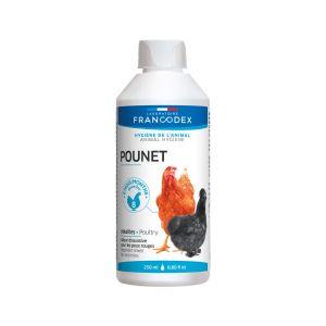 Pounet-anti-poux-poules-et-volailles-liquide-250ml---Francodex