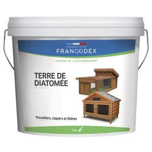 Terre-de-diatomée-en-poudre-pour-poulaillers-et-basse-cour-2kg---Francodex