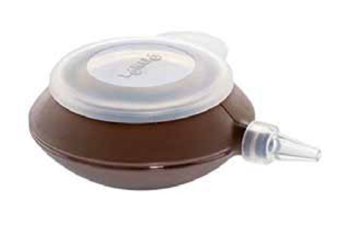 Souffleuse pour terre de diatomée en siicone 250 ml